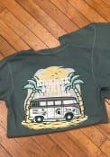 Michigan State Spartans Womens Beach Vibes T-Shirt -
