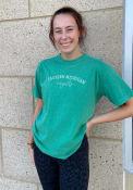 Eastern Michigan Eagles Womens New Basic T-Shirt - Green