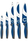 Indianapolis Colts Blue 5-Piece Kitchen Knives Set