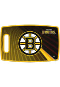 Boston Bruins 14.5x9 Plastic Cutting Board