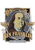 Philadelphia Ben Frank Magnet