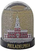 Philadelphia Independence Hall Water Globe