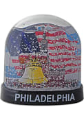 Philadelphia Liberty Bell Water Globe