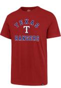 47 Texas Rangers Red Super Rival Tee