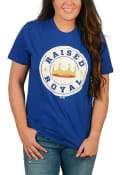 47 Kansas City Royals Blue Super Rival Tee