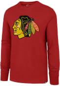 Chicago Blackhawks 47 Imprint T Shirt - Red