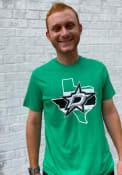 Dallas Stars 47 Regional T Shirt - Kelly Green