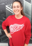 Detroit Red Wings 47 Imprint T Shirt - Red