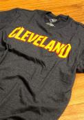 Cleveland Cavaliers 47 Wordmark Club T Shirt - Navy Blue