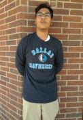 47 Dallas Mavericks Navy Blue Varsity Arch Club Tee