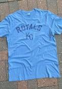 Kansas City Royals 47 Hudson Fashion T Shirt - Blue