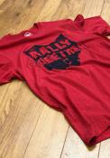 47 Cleveland Indians Red Regional Club Fashion Tee