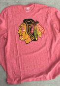 Chicago Blackhawks 47 Imprint Match Fashion T Shirt - Red