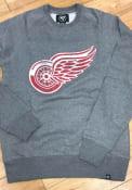 Detroit Red Wings 47 Imprint Match Fashion Sweatshirt - Grey