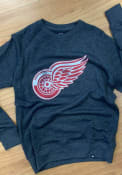 Detroit Red Wings 47 Imprint Match Fashion Sweatshirt - Black