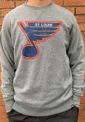 St Louis Blues 47 Imprint Match Fashion Sweatshirt - Blue