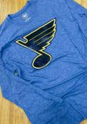 St Louis Blues 47 Imprint Match Fashion T Shirt - Blue