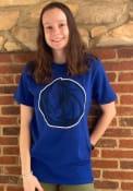 Dallas Mavericks 47 Pop Imprint T Shirt - Blue