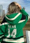 Jamie Benn Dallas Stars 47 Superior Lacer Fashion Hood - Kelly Green