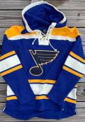 Vladimir Tarasenko St Louis Blues Mens Blue Superior Lacer Player Hood
