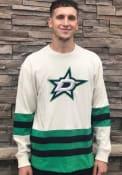 Dallas Stars 47 Center Ice Fashion T Shirt - Brown
