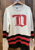 Detroit Red Wings 47 Center Ice Fashion T Shirt - Brown