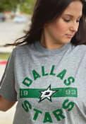 Dallas Stars 47 Roundabout T Shirt - Grey