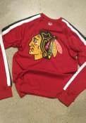 Chicago Blackhawks 47 Stripe Arm Legion T Shirt - Red