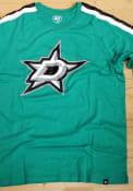 Dallas Stars 47 Stripe Arm Legion T Shirt - Kelly Green