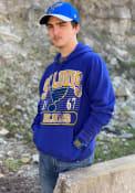 St Louis Blues 47 Crosby Fashion Hood - Blue
