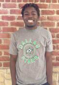 Dallas Stars 47 Circle Match Triblend Fashion T Shirt - Grey