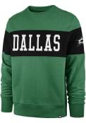Dallas Stars 47 Interstate Fashion Sweatshirt - Kelly Green
