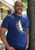 Luka Doncic Dallas Mavericks 47 Name and Number T-Shirt - Blue