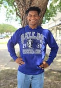 Dallas Mavericks 47 Crosby Hooded Sweatshirt - Blue