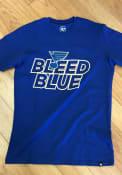 St Louis Blues 47 Regional Super Rival T Shirt - Blue