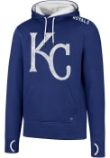 Kansas City Royals 47 Forward Hood - Blue