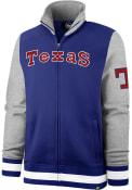 Texas Rangers 47 Iconic Track Jacket - Blue