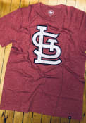 47 St Louis Cardinals Red Match Fashion Tee