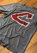 47 Cleveland Indians Grey Match Fashion Tee