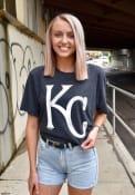 47 Kansas City Royals Black Match Fashion Tee