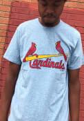 47 St Louis Cardinals Light Blue Match Fashion Tee
