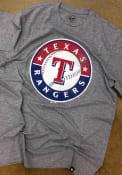 47 Texas Rangers Grey Match Fashion Tee