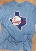 Texas Rangers 47 Match Fashion T Shirt - Light Blue