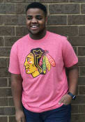 Chicago Blackhawks 47 Match Fashion T Shirt - Red