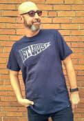 St Louis Blues 47 Scrum Fashion T Shirt - Navy Blue