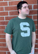 47 Michigan State Spartans Green Two Peat Fashion Tee