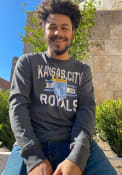 47 Kansas City Royals Charcoal Scrum Fashion Tee