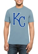 47 Kansas City Royals Light Blue Splitter Tee