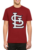 47 St Louis Cardinals Red Crosstown Flanker Fashion Tee