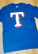 47 Texas Rangers Blue Club Tee